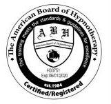 ABH Hypno-school Certificate